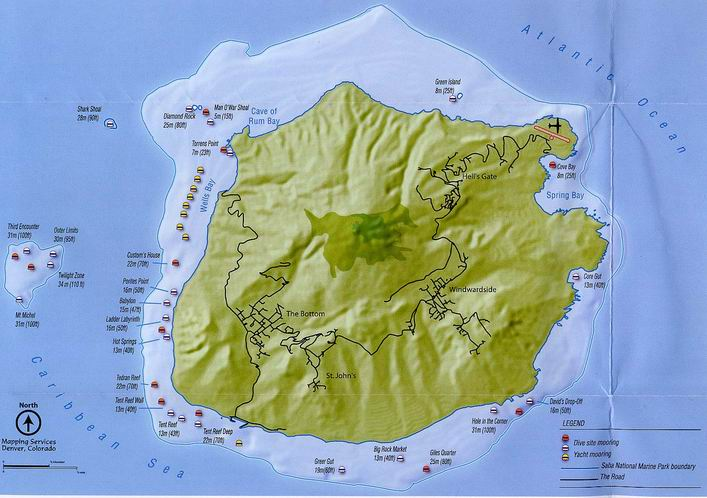 Île de Saba